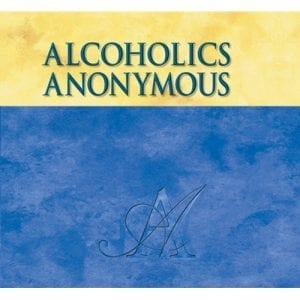 Big Book, Alcoholics Anonymous Hard Cover