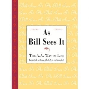 As Bill Sees It, Hard Cover