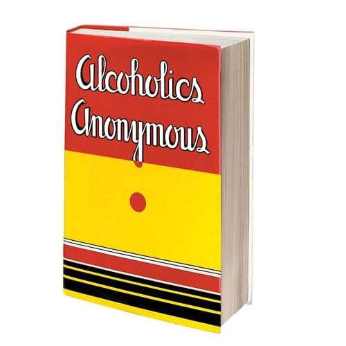 Big Book, Alcoholics Anonymous 75th Anniversary Edition