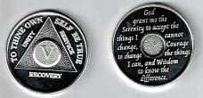Nickel Medallions