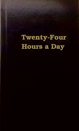 24 Hours a Day, Hard Cover