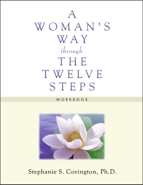 Woman's Way through the 12 Steps Workbook