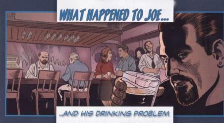 What happened to Joe...